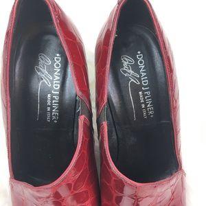 Donald J. Pliner Shoes - Donald Pliner Chad bootie stilettos
